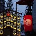 写真: 祇園祭の朝