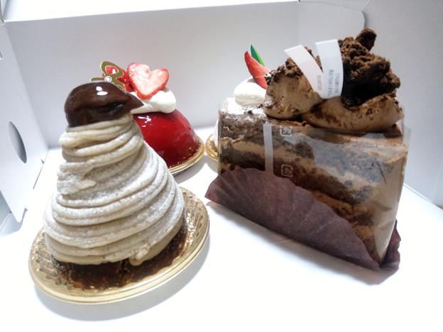 パティスリーRinaのケーキ