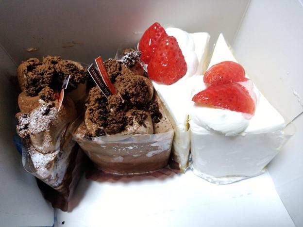 パティスリーRinaのケーキ(誕生日)