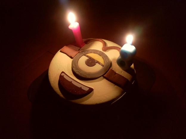 長女18歳の誕生日!