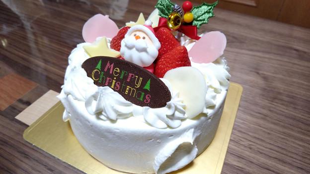 2018 クリスマスイブケーキ
