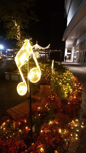 イオンモール広島祇園 イルミネーション 2019