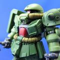 Photos: FW GUNDAM CONVERGE #17 221 MS-06FZ ZAKU II FZ(ザク?改)
