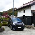 Photos: 愛車トヨタノア80系 in 奥さんの実家