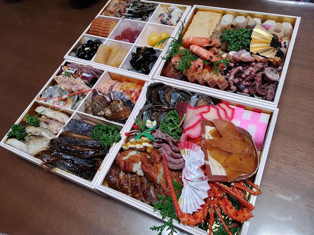 おせち料理 2021年