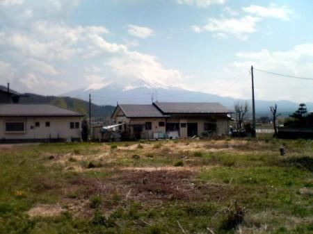 2007_05_03_富士山グルリのひとり走り_15_河口湖の湖北、ビューライン?