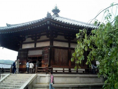 2007_05_02_カズの奈良ひとり旅_10_法隆寺