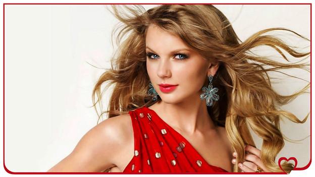 Beautiful Blue Eyes of Taylor Swift(10649)