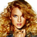 Beautiful Blue Eyes of Taylor Swift (10771)
