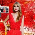 Beautiful Blue Eyes of Taylor Swift (10804)