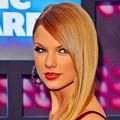 Beautiful Blue Eyes of Taylor Swift (10813)
