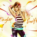 Beautiful Blue Eyes of Taylor Swift (10816)