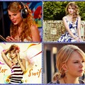 Photos: Beautiful Blue Eyes of Taylor Swift (10822)Collage