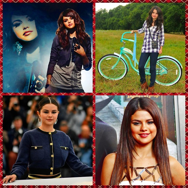 Beautiful Selena Gomez(9005798)Collage