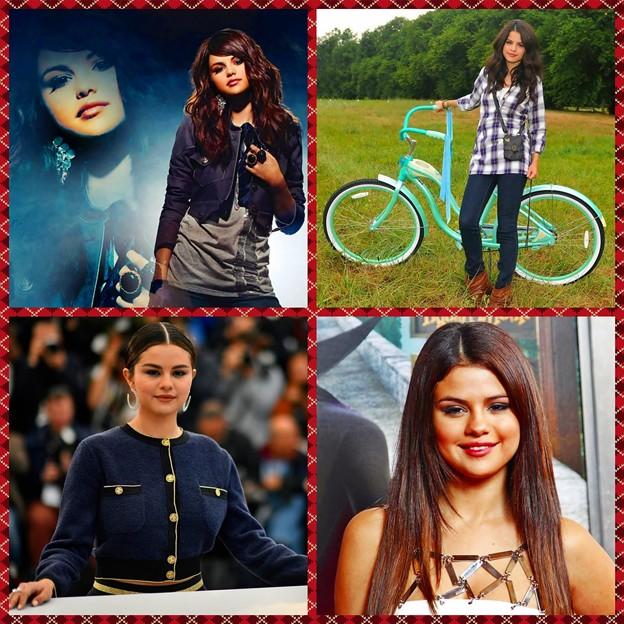 Beautiful Selena Gomez(9005798)Collage