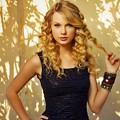 Beautiful Blue Eyes of Taylor Swift (10832)
