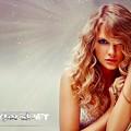 Beautiful Blue Eyes of Taylor Swift (10835)