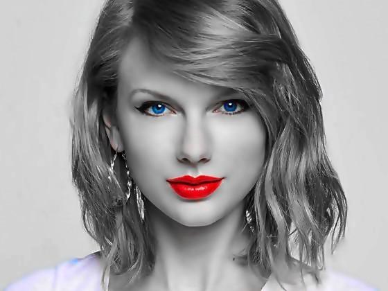 Photos: Beautiful Blue Eyes of Taylor Swift (10838)