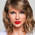Beautiful Blue Eyes of Taylor Swift (10839)