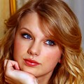 Beautiful Blue Eyes of Taylor Swift (10866)