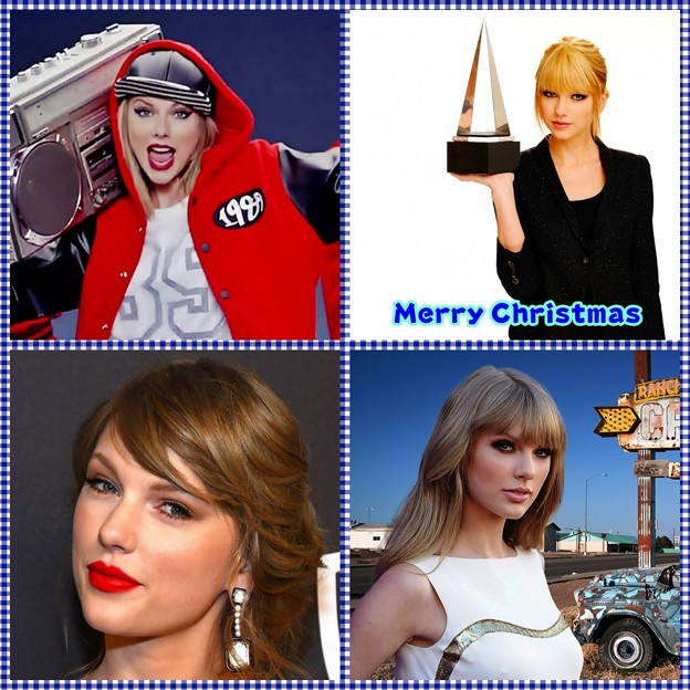 Photos: Beautiful Blue Eyes of Taylor Swift (10869)Collage