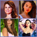 Beautiful Selena Gomez(9005831)Collage