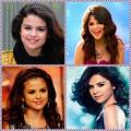 Beautiful Selena Gomez(9005834)Collage