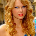 Beautiful Blue Eyes of Taylor Swift (10877)