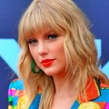 Beautiful Blue Eyes of Taylor Swift (10888)