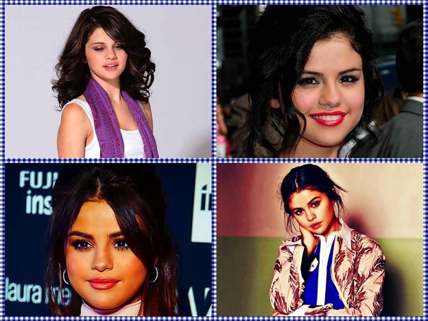 The latest image of Selena Gomez(43014)Collage