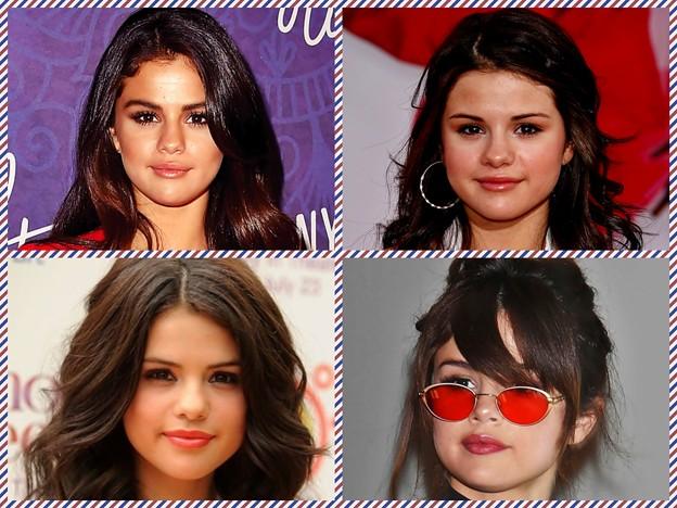 Photos: The latest image of Selena Gomez(43019)Collage