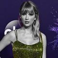 Beautiful Blue Eyes of Taylor Swift (10929)