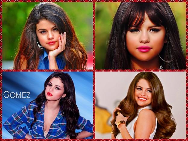 The latest image of Selena Gomez(43020)Collage