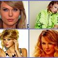 Beautiful Blue Eyes of Taylor Swift (10931)