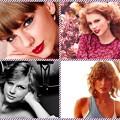 Beautiful Blue Eyes of Taylor Swift (10932)