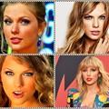 Beautiful Blue Eyes of Taylor Swift (10933)