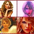 Beautiful Blue Eyes of Taylor Swift (10934)