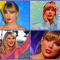 Beautiful Blue Eyes of Taylor Swift (10939)