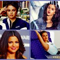 The latest image of Selena Gomez(43025)Collage