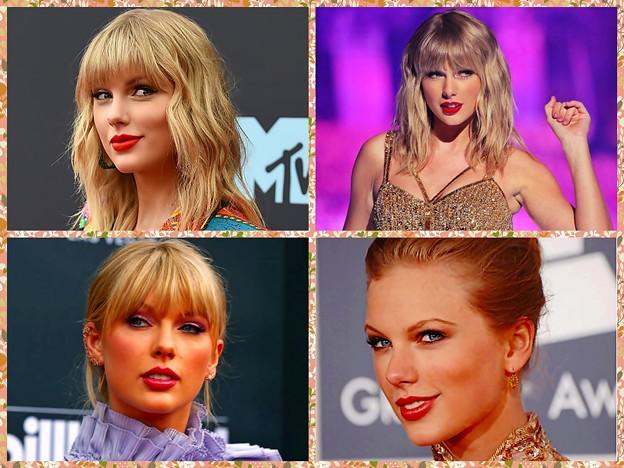 Beautiful Blue Eyes of Taylor Swift (10949)