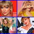 Beautiful Blue Eyes of Taylor Swift (10981)
