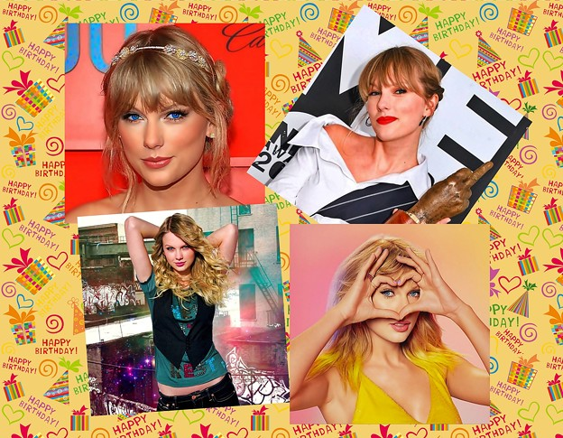 Beautiful Blue Eyes of Taylor Swift (10982)