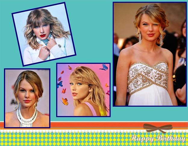 Beautiful Blue Eyes of Taylor Swift (10986)