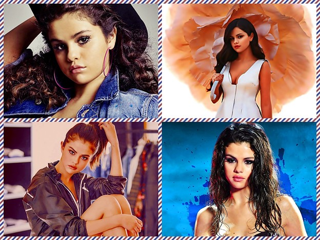 The latest image of Selena Gomez(43026)Collage
