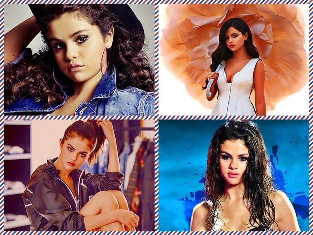 The latest image of Selena Gomez(43026)Collage