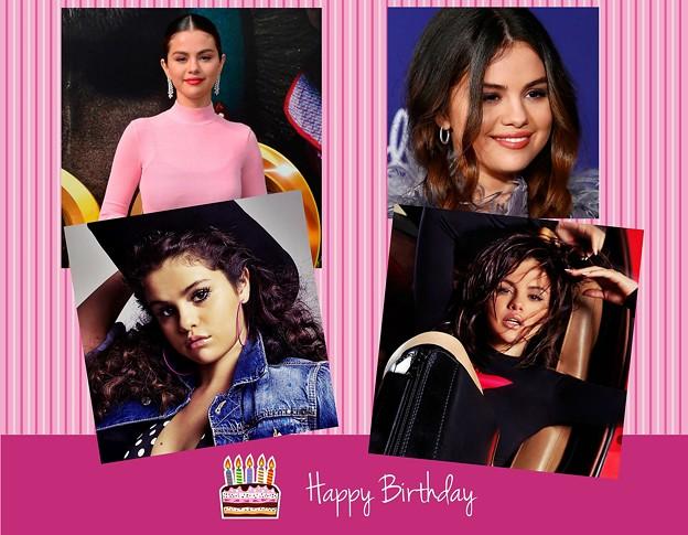 The latest image of Selena Gomez(43029)Collage