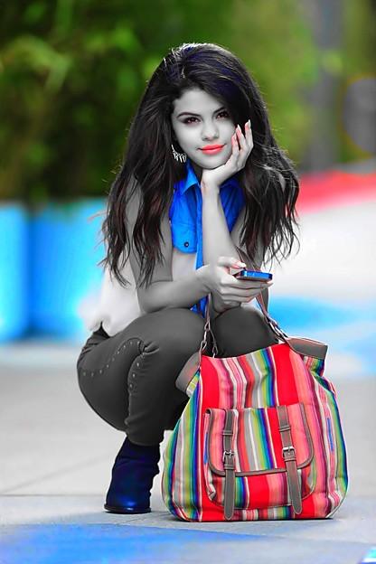 Beautiful Selena Gomez(9005927)
