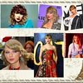 Beautiful Blue Eyes of Taylor Swift (11014)
