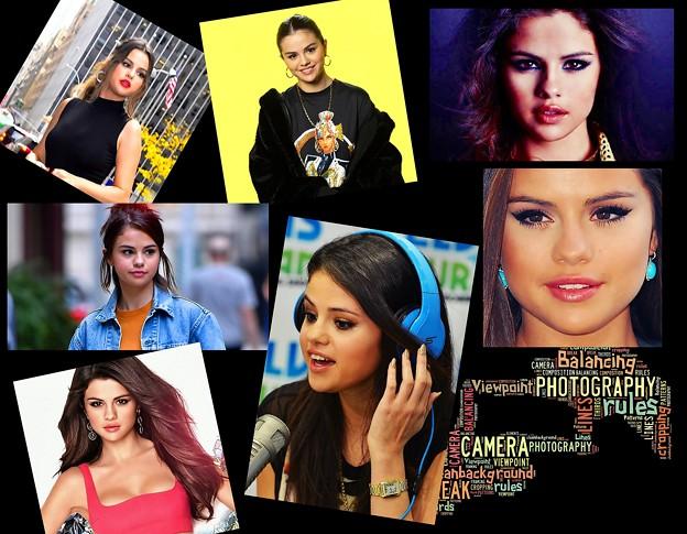 The latest image of Selena Gomez(43031)Collage