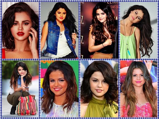 The latest image of Selena Gomez(43032)Collage